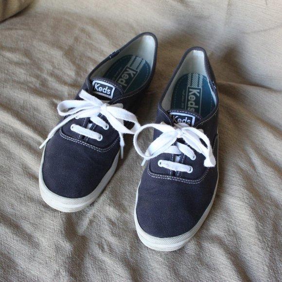 Keds Shoes   Blue Womens Size 10   Poshmark